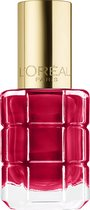L'Oréal Paris Color Riche - is 440 Cherie Macaron - Rood - Nagellak