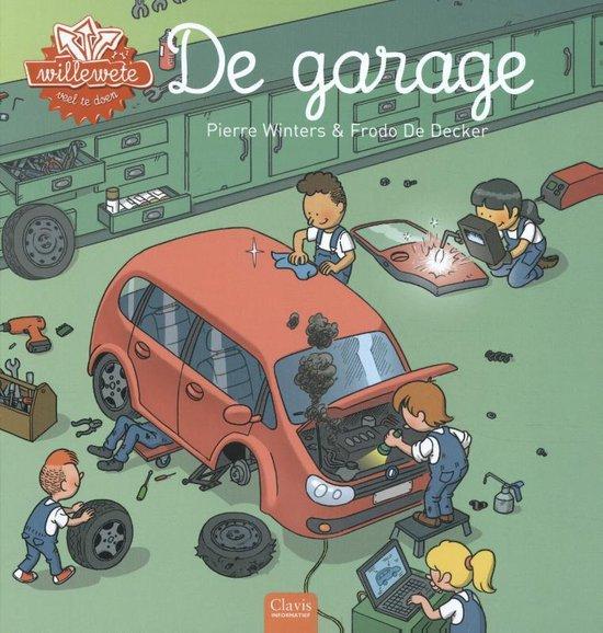 Willewete - De garage - Pierre Winters | Readingchampions.org.uk