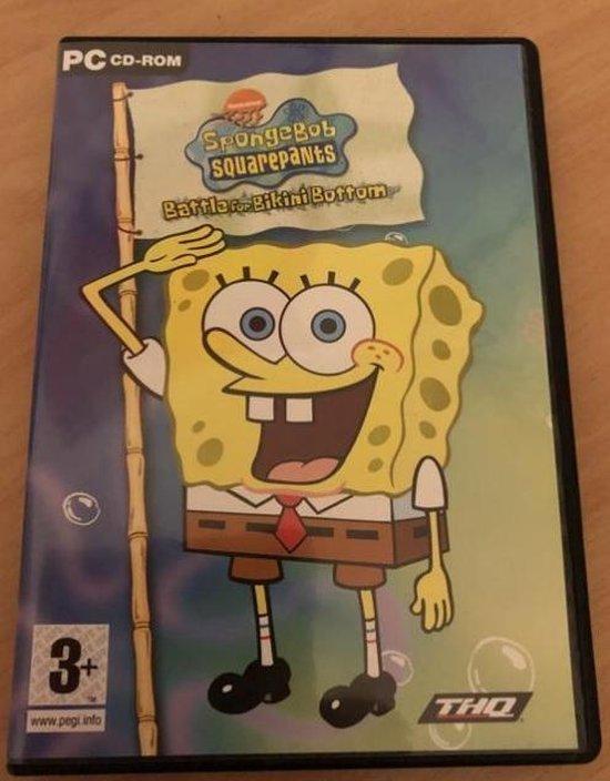Spongebob: Battle For Bikini Bottom – Windows