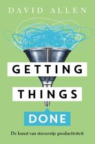 Boek cover Getting things done van David Allen (Paperback)