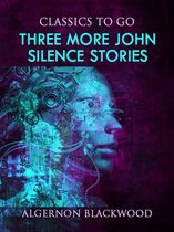 Omslag Three More John Silence Stories