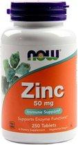 Zinc Gluconate 50mg-100 tabletten - 100 tabletten