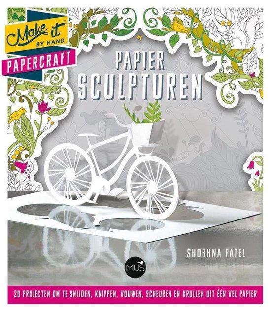 Make it - Papier Sculpturen - Shobhna Pater |