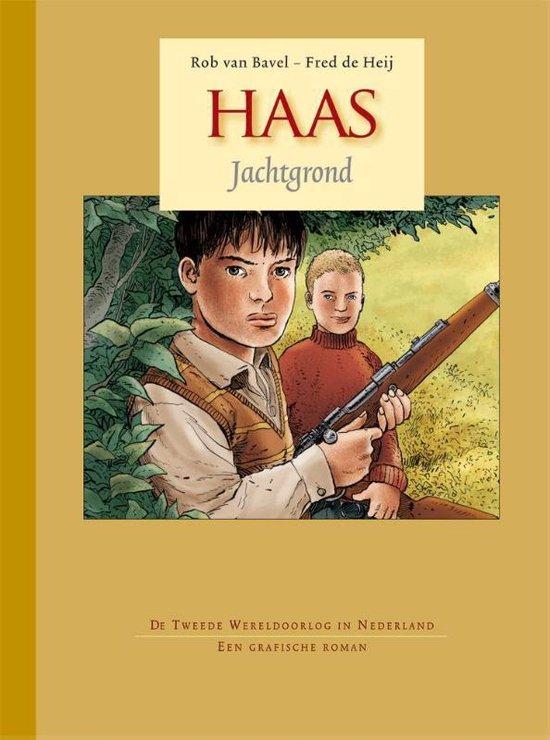 Haas Hc06. jachtgrond - Rob van Bavel |