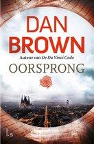 Boek cover Robert Langdon 5 - Oorsprong van Dan Brown (Paperback)