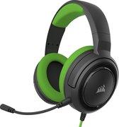 Corsair HS35 Gaming Headset - Groen
