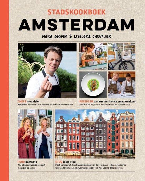 Stadskookboek Amsterdam - Mara Grimm |