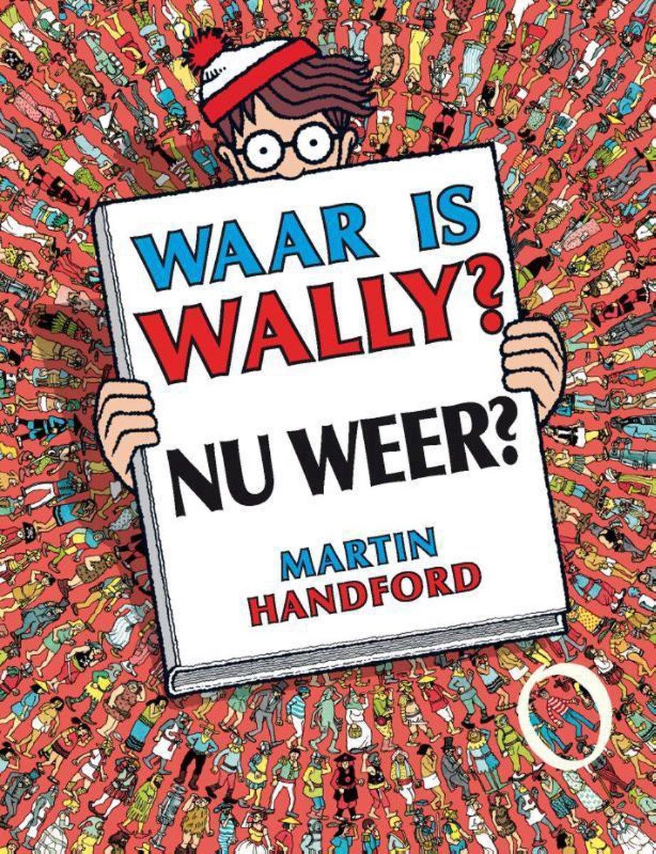 Waar is Wally  -   Waar is Wally nu weer?
