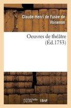 Oeuvres de theatre
