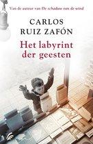 Boek cover Het Kerkhof der Vergeten Boeken - Het labyrint der geesten van Carlos Ruiz Zafon (Onbekend)