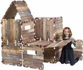 Fantasy Fort (34-dlg.) Huttenbouw-pakket