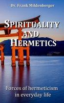 Omslag Spirituality and Hermetics