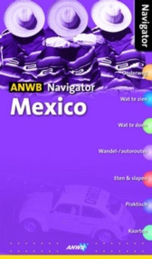 Cover van het boek 'Mexico'