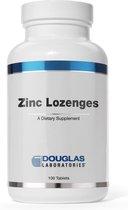 Zink kauwtabletten (100 lozenges) - Douglas Laboratories