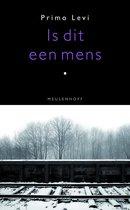 Boek cover Is dit een mens van Primo Levi (Paperback)