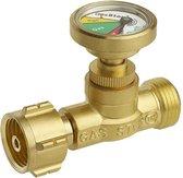 Gasstop Gasfleszekering Voor Propaangasflessen G12 (de)