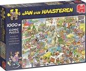 Jan van Haasteren De Vakantiebeurs - puzzel 1000 s