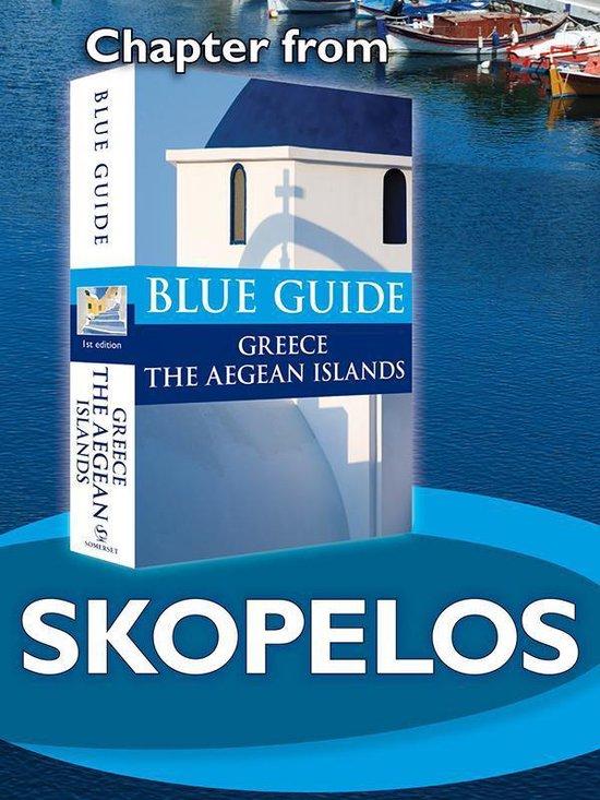 Boek cover Skopelos - Blue Guide Chapter van Nigel Mcgilchrist (Onbekend)