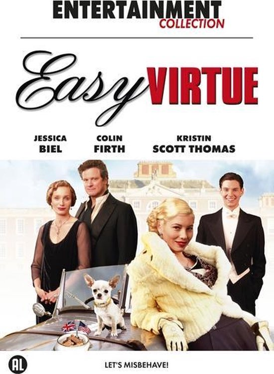 Cover van de film 'Easy Virtue'