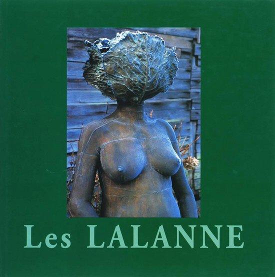 Cover van het boek 'Les lalanne'
