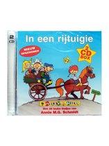 CD cover van In een rijtuigie - Annie M.G. Schmidt van WILLY B. KIDS