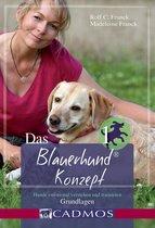 Boek cover Das Blauerhundkonzept 1 van Rolf C Franck