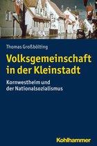 Boek cover Volksgemeinschaft in der Kleinstadt van Thomas Großbölting