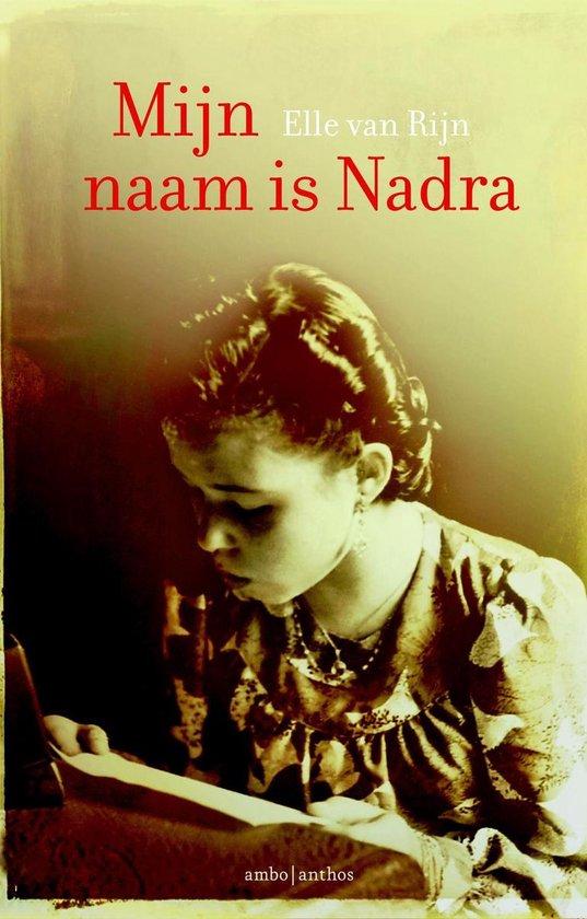 Mijn naam is Nadra - Elle van Rijn |