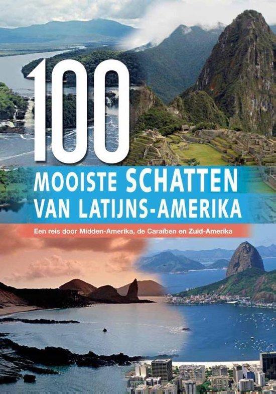 Cover van het boek '100 Mooiste schatten van Zuid Amerika' van  Onbekend