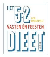 Boek cover Het 5:2 dieet van Lien Braeckevelt
