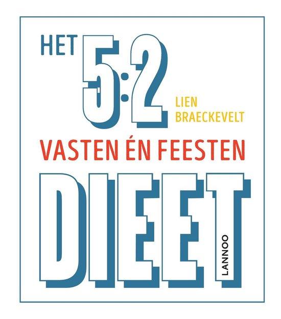 Het 5:2 dieet - Lien Braeckevelt |