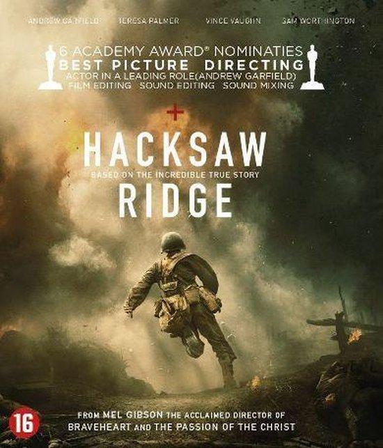 Hacksaw Ridge (Blu-ray)