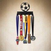Medaille rek voetbal