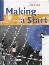 Making a Start 1 Havo/vwo Tekstboek
