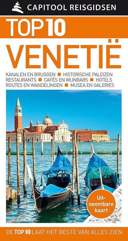 Capitool Reisgids Top 10 Venetië - Capitool