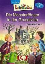 Lesepiraten - Die Monsterfänger in der Gruselvilla