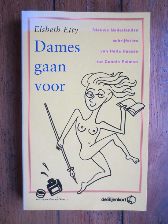 Boek cover Dames gaan voor van Elsbeth Etty (Paperback)
