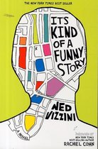 Boek cover Its kind of a funny story van Ned Vizzini