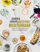 Boek cover Hartstikke mediterraan van Janine Jansen