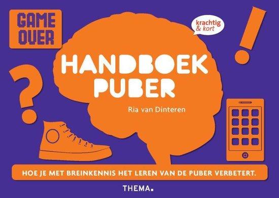 Handboek puber - Ria van Dinteren |