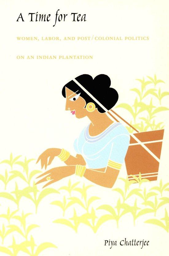 Boek cover A Time for Tea van Piya Chatterjee (Onbekend)