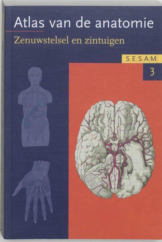 Sesam Atlas Van De Anatomie - Werner Kahle |