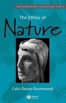 Boek cover The Ethics of Nature van Celia Deane-Drummond