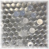 Fako Bijoux® - Waterparels - Water Absorberende Gelballetjes - 8-9mm - Transparant - 10.000 Stuks
