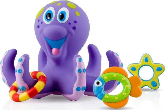 Afbeelding van Nûby - Badspeelgoed - Drijvende Octopus - 18m+ speelgoed