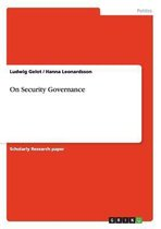 On Security Governance