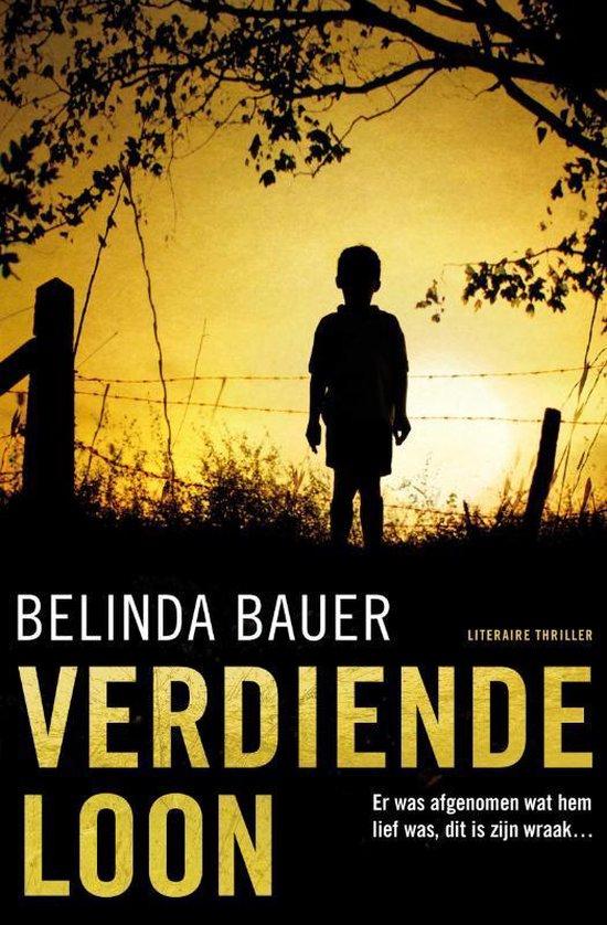 Verdiende loon - Belinda Bauer |