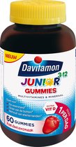 Davitamon jr 3+ gummies - 60 stuks - Voedingssupplement
