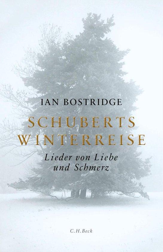 Boek cover Schuberts Winterreise van Ian Bostridge (Hardcover)