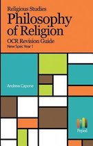 Religious Studies Philosophy of Religion OCR Revision Guide New Spec Year 1